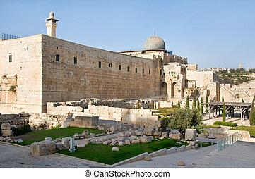 Mosque Al-Aqsa