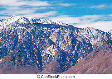 Panamint Mountain Range in Death Valley, California, USA