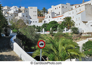 A view of vejer