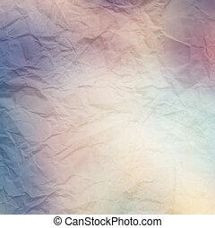 A vintage, textured paper background