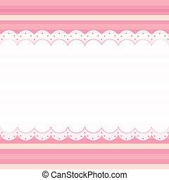 a wallpaper - illustration of a pink wallpaper