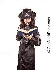 preacher - a waterproof preacher