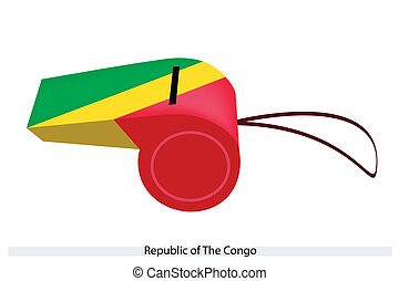 A Whistle of Republic of The Congo
