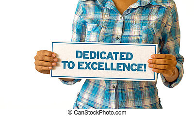Dedicated To Excellence