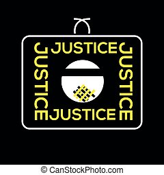 A world where justice is not served