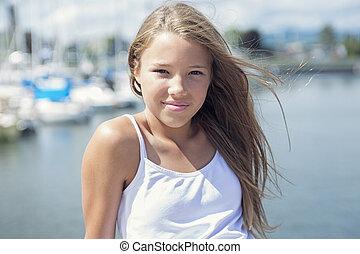 Teen little beach idea simply