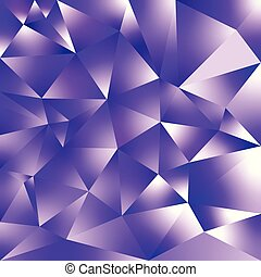 a_triangular_background_square - vector abstract irregular...