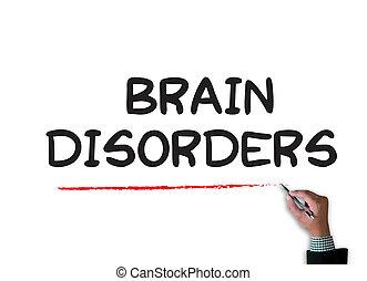aandoeningen, hersenen