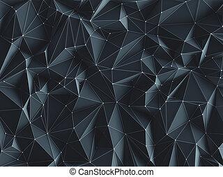 aansluitingen, abstract, achtergrond