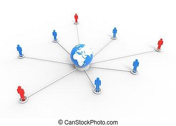 aansluitingen, wereld, 2