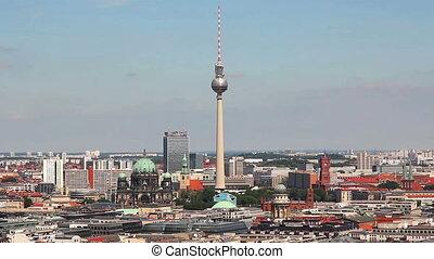 aantrekkingen, berlin