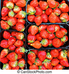 aardbeien, vers, uitgelezen