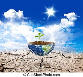 aarde, beschermen