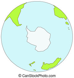 aarde, pictogram