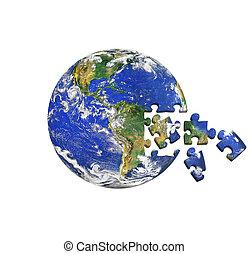 aarde, raadsel