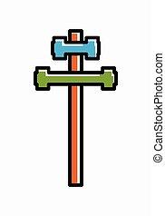 aaronic, シンボル, 順序, 教会