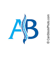 AB Spine Logo