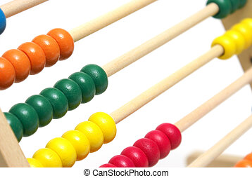 Abacus - An early educational abacus for learning math.