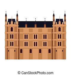 abadía de westminster, icono