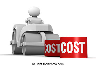 abaissement, coûts