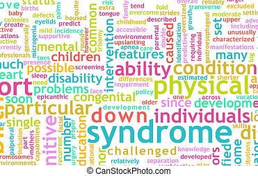 abajo síndrome