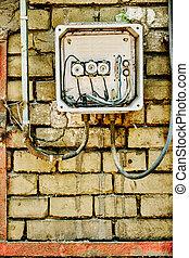 Abandoned electric