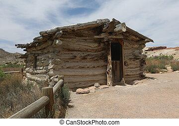 Abandoned house in Arizona