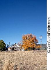 Abandoned Ranchhouse