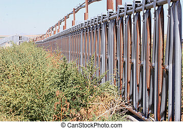 Abandoned Stanchions