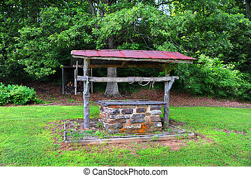 Abandoned Water Well