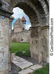 abandonnés, carta, monastère