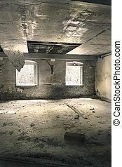 abandonnés, intérieur, 2.