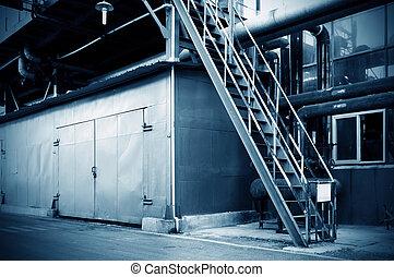 abandonnés, usine