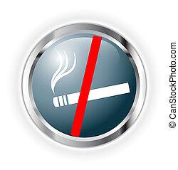 abbahagy, dohányzó