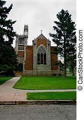 Abbey 4424 - Holy Cross Abbey in Cañon City, Colorado was...
