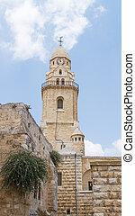 Abbey of the Dormition  - Jerusalem