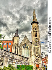 Abbey Presbyterian Church in Dublin - Ireland