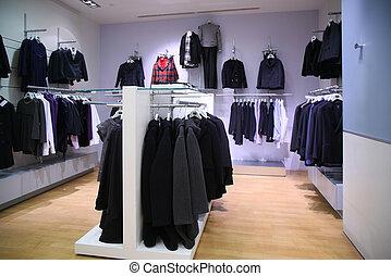 abbigliamento, dipartimento