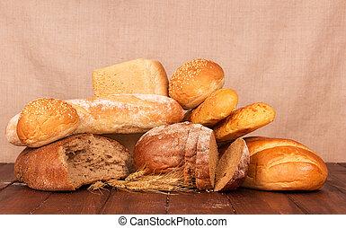 abbondanza, bread