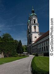 Abby in St. Florian - The abby in St. Florian, Austria