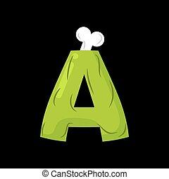 Vert vase monstre monstre vase illustration clip for Abc espace vert