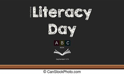 ABC Book and Literacy Day - ABC Book for holiday ...
