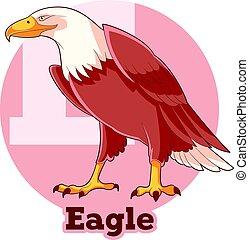ABC Cartoon Eagle