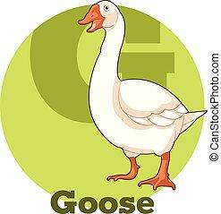 ABC Cartoon Goose