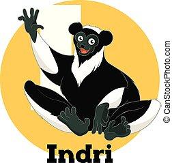ABC Cartoon Indri