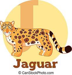 ABC Cartoon Jaguar