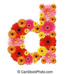 flowers - abc, flowers