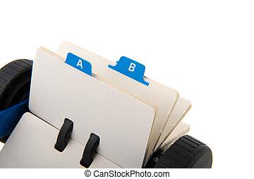 abc, sistema, cartão