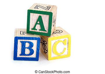 abc - blocks