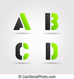 ABCD green